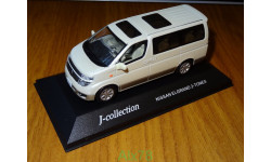 Nissan Elgrand 2-Tone, J-Collection, 1:43, металл, масштабная модель, scale43