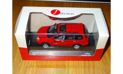 Nissan X-Trail GT 2005, J-Collection, 1:43, металл
