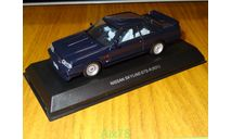 Nissan Skyline GTS-R (R31), Kyosho, 1:43, металл, масштабная модель, scale43