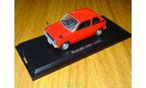 Suzuki Alto (1979) Японская журналка, 1:43, металл, масштабная модель, Norev, 1/43