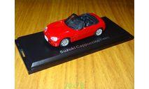 Suzuki Cappuccino (1991) Японская журналка, 1:43, металл, масштабная модель, Norev, scale43