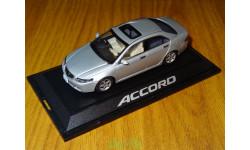 Honda Accord, Дилерская, металл, 1:43