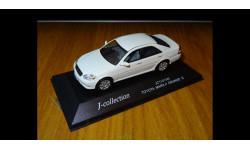 Toyota Mark II Grande G 2001, White, J-Collection, 1:43, металл, масштабная модель, scale43