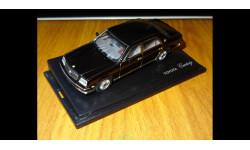 Toyota Century, Black, M-Tech, 1:43, металл, масштабная модель, J-Collection, scale43