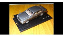 Toyota Century, Gray, M-Tech, 1:43, металл, масштабная модель, 1/43