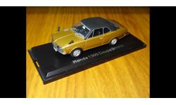 Honda 1300 Coupe 9 (1970), Японская журналка, металл, 1:43, масштабная модель, Norev, 1/43