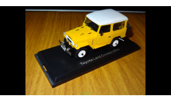Toyota Land Cruiser, 1974, 1:43, металл, в боксе, масштабная модель, Norev, 1/43