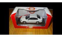 Subaru Legacy B4 2.0 GT, White, J-Collection, 1:43, металл, масштабная модель, scale43