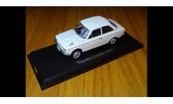 Toyota Corolla (1968), 1:43, металл, масштабная модель, Norev, 1/43