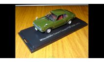Mitsubishi Galant Coupe FTO GSR (1973), 1:43, металл, масштабная модель, Norev, scale43