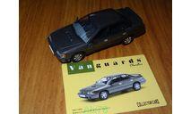 Subaru Legacy RS-R Turbo, Gray, Corgi Vanguards, 1:43, металл, масштабная модель, scale43
