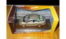 Honda Fit Aria, Gracious Beige, Ebbro, 1:43, металл, масштабная модель, 1/43