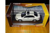 Honda Accord, White Pearl, Ebbro, 1:43, металл, масштабная модель, scale43