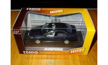 Honda Inspire, Graphite Pearl, Ebbro, 1:43, металл, масштабная модель, scale43