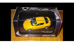 Mazda RX-8, Yellow, LHD, M-Tech Epoch, 35th Tokyo Motor Show 2001, 1:43, металл, масштабная модель, scale43