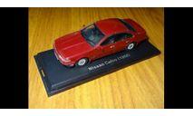 Nissan Cefiro 1988, Японская журналка, металл, 1:43, масштабная модель, Norev, 1/43