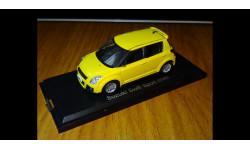 Suzuki Swift Sport (2005), 1:43, металл, нет зеркал, масштабная модель, Norev, 1/43