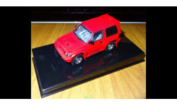 Mitsubishi Pajero Evolution, AutoArt, 1:43, металл, масштабная модель, 1/43
