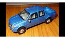 Isuzu D-Max, дилерский, 1:43, металл, масштабная модель, Minichamps, scale43