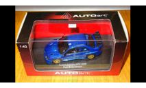 Subaru Impreza WRC Plain Body, 2008, Blue, Autoart, 1:43, Металл, масштабная модель, scale43