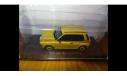 Nissan BE-1 (1987),1:43, металл, масштабная модель, Norev, scale43