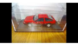Toyota Corolla Levin (1983), 1:43, металл, масштабная модель, Norev, scale43