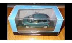 Honda Edix 3+2 4x4, Дилерская, металл, 1:43, масштабная модель, Ebbro, scale43