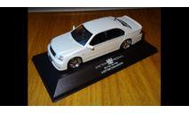 Toyota Celsior UCF30 Junction Produce, 1:43, металл, масштабная модель, Kyosho, 1/43