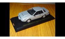 Nissan Silvia Coupe Turbo RS-X, 1983, Norev, 1:43, Металл, масштабная модель, scale43