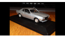 Toyota Celica 1975, Silver, Minichamps, 1:43, металл, масштабная модель, scale43