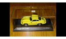 Porsche 356с Coupe, Minichamps, 1:43, металл, масштабная модель, scale43