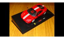 Ferrari 430 Scuderia, IXO, 1:43, металл, масштабная модель, IXO Ferrari (серии FER, SF), scale43