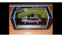 Mazda Familia 1500XG 1984 E-BD1051, Silver, SAPI, 1:43, металл, масштабная модель, scale43