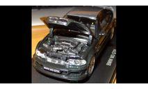 BMW M3 GTR Street Version, Green, Kyosho, 1:43, металл, масштабная модель, scale43