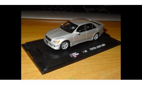 Lexus IS200 (Toyota Altezza), Hi-Speed, 1:43, металл, масштабная модель, scale43