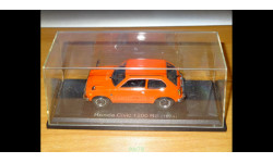 Honda Civic 1200 RS (1974), Norev, 1:43, металл, масштабная модель, 1/43