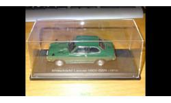 Mitsubishi Lancer 1600 GSR (1973), Norev, 1:43, металл