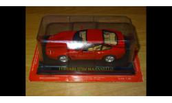 Ferrari 575M Maranello , Японская журналка, 1:43, металл