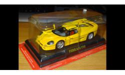 Ferrari F50, Японская журналка, 1:43, металл