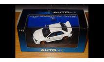 Subaru Impreza WRX Sti, 2006, White, Autoart, 1:43, Металл, масштабная модель, scale43