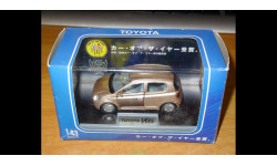 Toyota Vitz, M-Tech Epoch, 1:43, металл, масштабная модель, scale43, Epoch MTECH