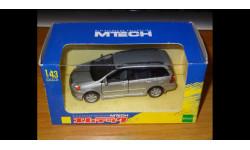 Toyota Corolla Fielder, M-Tech Epoch, 1:43, металл, масштабная модель, 1/43, Epoch MTECH