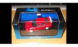 Mitsubishi Lancer Evolution VI Tommi Makinen Edition Street Car, AutoArt, 1:43, металл, масштабная модель, scale43