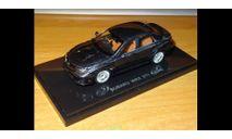Subaru Impreza WRX STI A-Line, Ebbro, 1:43, металл, масштабная модель, scale43