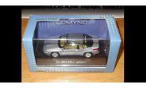 Subaru Alcyone SVX Silver, Norev Lumyno, 1:43, металл, масштабная модель, scale43