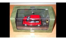 Honda City with Motocompo 1981, Red,  Ebbro, 1:43, металл, масштабная модель, scale43