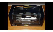 Nissan GTR 2007, Ebbro, 1:43, металл, масштабная модель, scale43