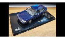 Subaru Legacy 2.0 Turbo RS,  IXO, 1:43, металл, масштабная модель, scale43