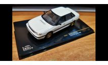Subaru Legacy 2.0 Turbo RS Type RA 1989, IXO, 1:43, металл, масштабная модель, scale43