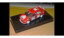 Mitsubishi Lancer Evolution VII WRC 2001, AutoArt, 1:43, металл, масштабная модель, scale43